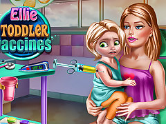 Ellie Toddler Vaccines