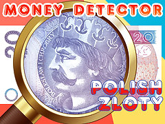 Money Detector Polish Zloty