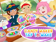 Tap Candy : Sweets Clicker