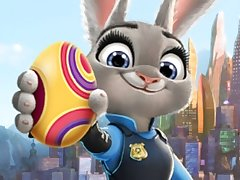Zootopia Easter Mission